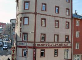 赫基莫格鲁酒店