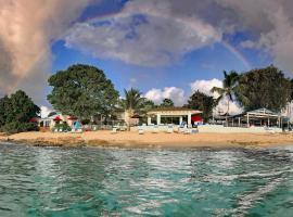 海滩沙堡酒店