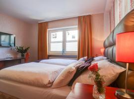 莱茵内卡尔酒店,位于曼海姆的酒店