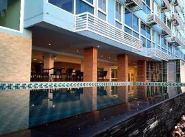 南特拉芭堤雅班安波海滩酒店