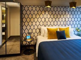 博尔顿酒店,位于惠灵顿的酒店