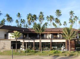 巴莱阿德劳酒店, 爱妮岛