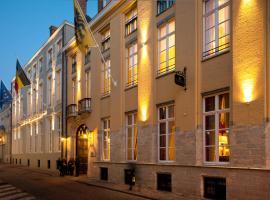 布鲁日卡塞尔贝格大酒店