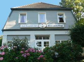 "Waldhotel ""Peter aufm Berge"",位于比勒费尔德的酒店"
