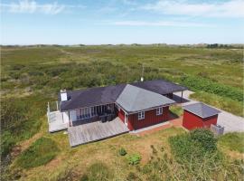 Holiday home Fyrmarken Hvide Sande III