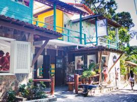 莫罗圣保罗拉加托旅馆