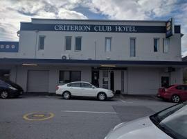 Criterion Club Hotel, Alexandra