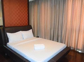 2 BR Exclusive Pearl Garden Semanggi Residence By Travelio