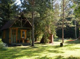 Little Forest House near the river Jägala