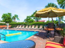 萨拉索塔热带海滩度假酒店