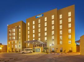 马塔莫罗斯都市快捷酒店,位于马塔莫罗斯的酒店