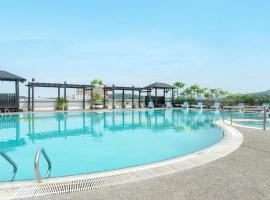 湾景国际度假酒店, 瓜埠