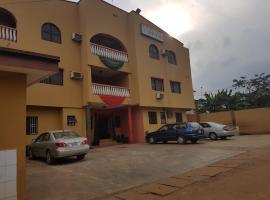 Awabat Executive Hotel, Ijoko (IjebuOde附近)