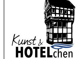 Hotelchen an der Rauschen