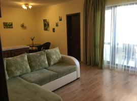 Apartment in the center of Burgas at the beach