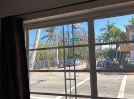 迈阿密海滩海滩角落公寓