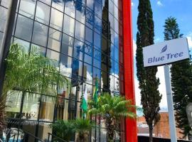 库里提巴特尔蓝树塔酒店