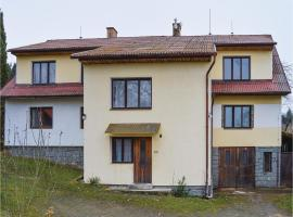 Two-Bedroom Apartment in Sedlec-Prcice