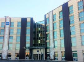 米兰马尔彭萨机场创意酒店