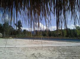 Tranquilidad y descanso en Jenesano