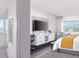 亨特利圣莫尼卡海滩酒店