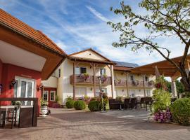 图舍勒莫阁酒店及餐厅,位于巴德瓦尔特斯多夫的酒店