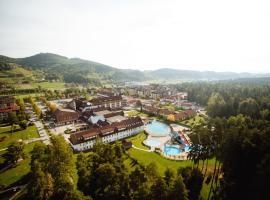 温泉兹热西 - 活力酒店