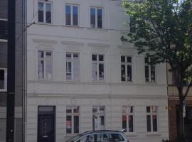 luxuriöse Wohnung in Stadtvilla