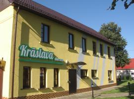 Hostel in Kraslava, Krāslava