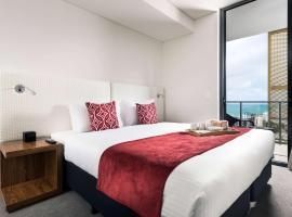 维特罗布鲁士嘉堡海滩华美达酒店