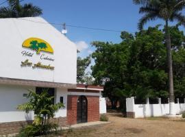HOTEL CABAÑAS LOS ALMENDROS