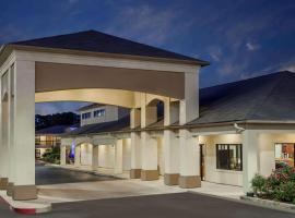 亨茨维尔戴斯旅馆及套房酒店