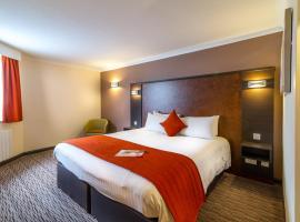 贝里圣埃德蒙兹品质酒店