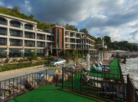 瑞吉娜玛丽亚温泉设计酒店