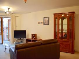 2 Bedroom Apartment in Dublin with Balconies