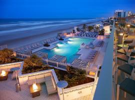 代托纳海滩硬石酒店