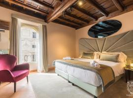 斯帕达公寓式酒店,位于罗马的公寓