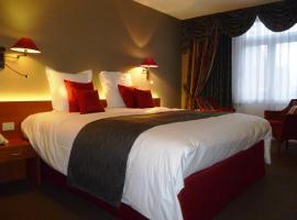 Hotel Royal, 德帕内