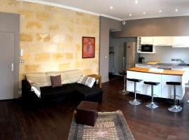 Tres bel appartement 2 chambres Bordeaux Centre