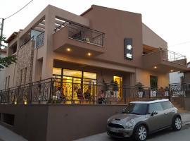 Aloe Hotel, 阿莫利亚尼岛
