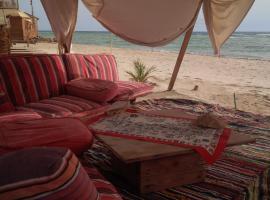 贝拉西纳海滩旅馆
