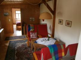 Ferienwohnung in Elbnähe