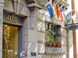 布尔科高地酒店