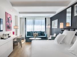易美吉因巴塞罗酒店&度假村,位于马德里的酒店