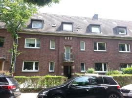 Apartment in green near City Centre, Messe & Airport
