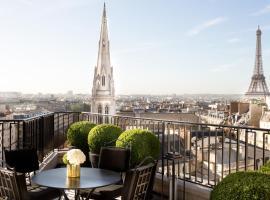 乔治五世巴黎四季酒店