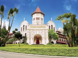 Goodwood Park Hotel (SG Clean),位于新加坡爱雍·乌节附近的酒店