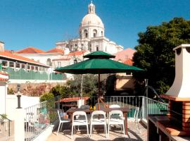 阿尔法玛露台酒店