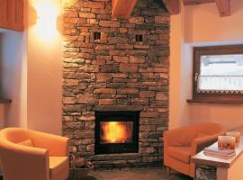 Mansarda alpina di charme a Courmayeur Casa Sincero