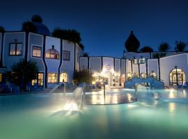 布鲁茂百水温泉大饭店,位于巴特布卢毛的酒店